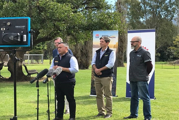 NSW Government's Regional Job Creation Fund boosting jobs in the bush
