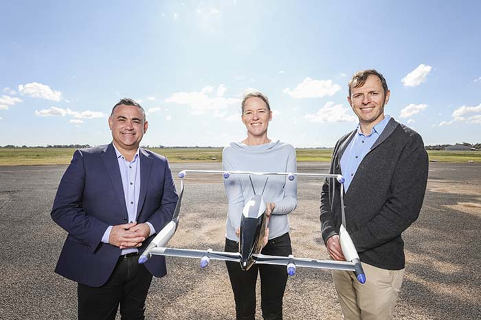 Outback to the future: flying cars in Narromine