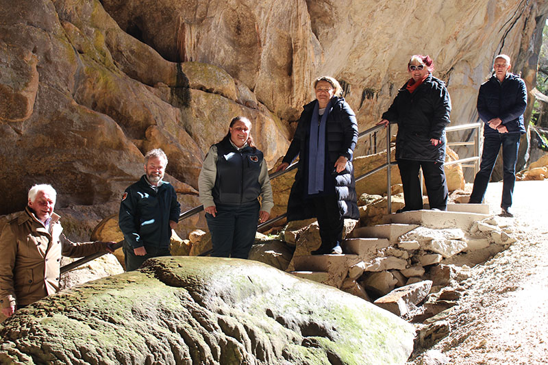 Wombeyan Caves receives makeover to boost tourist numbers and create jobs