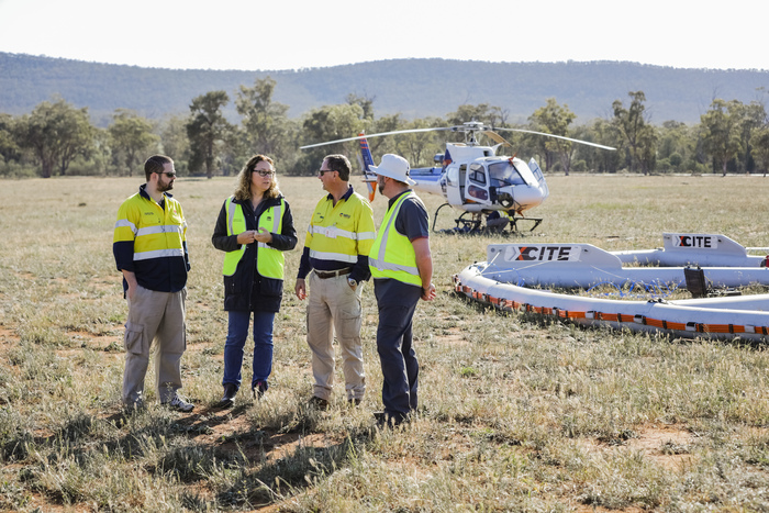 Survey unearths potential new minerals and groundwater in Central West